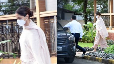 Bollywood Drug Probe: Deepika Padukone and Other Celebs' Cars Being Chased by Media Houses Prompts Mumbai Police To Issue Stern Warning