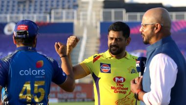 MS Dhoni Steps On Field After 437 Days, Captain Cool Sports 'Durai Singam' Look; Fans Excited to Watch Thala's New Beard Look During MI vs CSK Dream11 IPL 2020