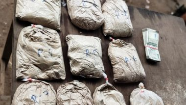 Manipur Police Seizes Heroin Worth Rs 1.47 Crore, Two Persons Arrested in Kakching District