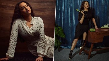 Sonakshi Sinha's Pics For Elle India's September 2020 Magazine Are Very Much Artsy!