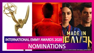 International Emmy Awards 2020: Pritish Nandy's Four More Shots Please, Shefali Shah Led Delhi Crime & Made In Heaven Actor Arjun Mathur Bag Nominations