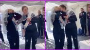 Fake Wedding Arranged for England Women Cricketers Nat Sciver and Katherine Brunt in Bio-Secure Bubble (Watch Video)