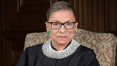 Ruth Bader Ginsburg Dies at 87: Here are Inspiring Quotes from The Renowned US Supreme Court Justice