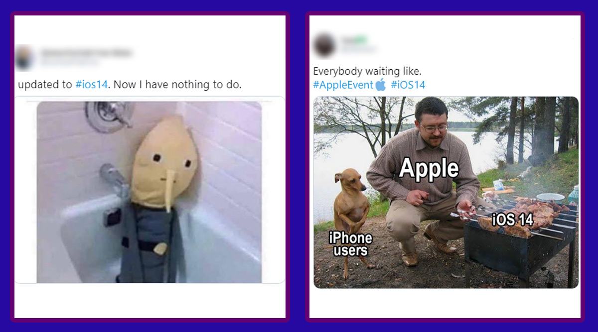 Ios14 Update Funny Memes And Reactions Trend Online As Apple Users Celebrate The New Features While Others Still Waiting For It Latestly