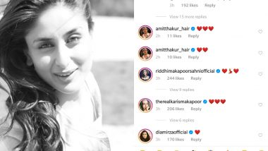 Kareena Kapoor Shares a Beautiful Pre-Birthday Post, Karisma Kapoor, Malaika Arora Are All Hearts for It (See Pic)