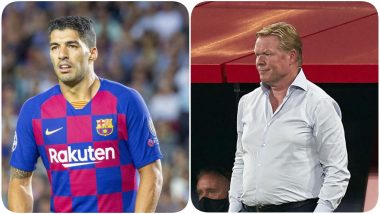 Ronald Koeman Defends His Role in Luis Suarez Transfer, Says 'Before I Signed, Barcelona Had Already Decided to Change Things'