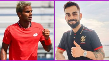 Sumit Nagal Thanks Virat Kohli and Others After he Becomes First Indian to  Win A Main Draw Singles Match At US Open In 7 years