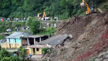 Meghalaya Landslide: Woman Cricketer Razia Ahmed Killed, 5 Missing as Several Homes Get Buried in Khasi Hills District