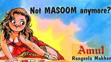 Urmila Matondkar's Old Amul Ad On Rangeela Goes Viral Amid Her Controversial Spat With Kangana Ranaut