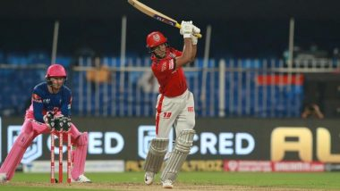 CSK's Reaction After Mayank Agarwal's Century Against Rajasthan Royals Tells a Lot About KXIP Opening Batsman's Prowess
