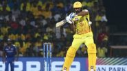 Chennai Super Kings Regrets Not Taking Review For Murali Vijay's Dismissal During MI vs CSK, IPL 2020