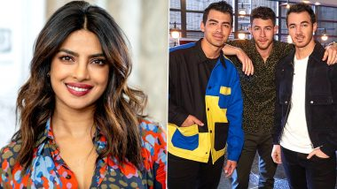 Priyanka Chopra Shares a Sweet Congratulatory Post For Jonas Brothers On Bagging Major Nominations At Billboard Music Awards 2020