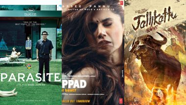Parasite, Gully Boy, Thappad, Jallikattu to Compete at Asian Film Awards Academy Awards 2020 - View Nominations