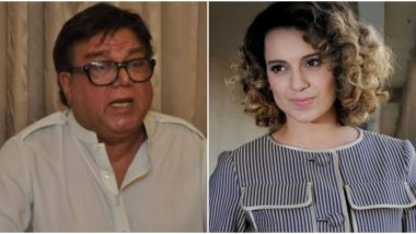 Meena Kumari's Step Son Tajdar Amrohi Calls Kangana Ranaut 'Stupid, Illiterate and Uneducated' for Smearing his Family's Reputation (Read Details)