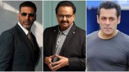 SP Balasubrahmanyam No More: Salman Khan, Akshay Kumar, Ajay Devgn and Others Mourn his Tragic Demise (View Tweets)
