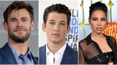Spiderhead: Chris Hemsworth, Miles Teller And Jurnee Smollett To Star In Netflix's Film