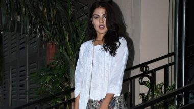 Sushant Singh Rajput Death Case: Rhea Chakraborty Summoned by Narcotics Control Bureau, Asked to Appear Today