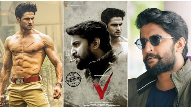 V Movie Review: Nani and Sudheer Babu's Action Thriller Receives Mixed Response From Critics