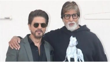 When Amitabh Bachchan Revealed Why He is Obsessed About Numbering his Tweets and Rectifying them to Shah Rukh Khan