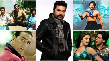 Mammootty Birthday Special: 10 Popular Movies of the Malayalam Megastar That Were Remade in Bollywood With Shah Rukh Khan, Akshay Kumar, Ajay Devgn!