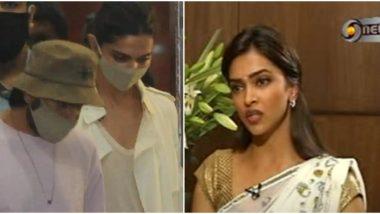 Deepika Padukone's Old Interview Praising Rahul Gandhi Goes Viral Again as Padmaavat Actress Faces NCB's Drug Probe (Watch Video)