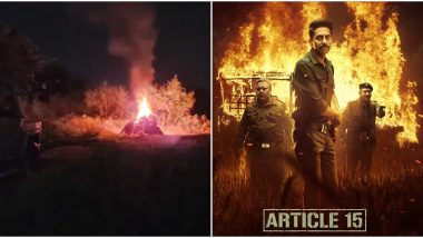 Hathras Gang Rape: Why Twitterati Is Recalling Anubhav Sinha's Article 15, Starring Ayushmann Khurrana, in the Wake of the Horrifying Tragedy
