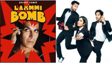 Saif Ali Khan's Bhoot Police, Akshay Kumar's Laxmmi Bomb, Katrina Kaif's Phone Booth - Taking a Look at Upcoming Horror-Comedies in Bollywood