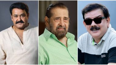 Madhu Turns 87 Today! Mohanlal and Priyadarshan Extend Birthday Wishes to the Veteran Actor of Malayalam Cinema