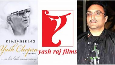 On Yash Chopra's 88th Birth Anniversary And On 50th Year Of YRF, Aditya Chopra Pens Down A Heartfelt Note