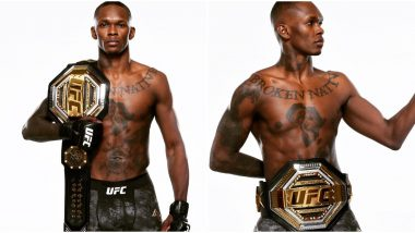 Israel Adesanya Retains Middleweight Title Against Paulo Costa at UFC 253, Twitterati React With Memes of Nigerian MMA Fighter Victory