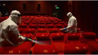 Unlock 5: Multiplexes and Single Screens to Finally Re-open from October 15 with 50% Capacity
