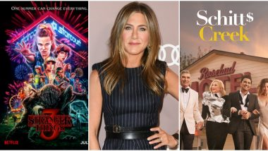 Emmys 2020 Nominations: Jennifer Anniston, Stranger Things, Watchmen, Schitt's Creek Get Nominated in Different Categories