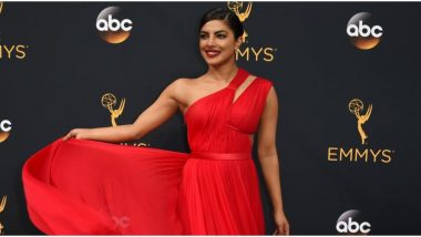 Emmys 2020: Priyanka Chopra Wishes Good Luck to all the Nominees, Shares Throwback Video from the Night She Attended It