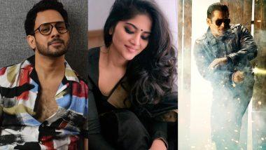 Salman Khan's Radhe to Feature South Indian Stars Bharath Srinivasan, Megha Akash, Narra Srinu