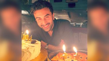 Alia Bhatt Wishes 'Happy Birthday 8' To Beau Ranbir Kapoor With The Most Heartwarming Picture Of The Actor With Cakes