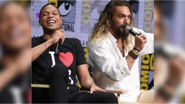 Jason Momoa Backs Justice League Co-star Ray Fisher, Demands Fair Investigation Into Toxic Work Culture During Reshoots (See Pic)