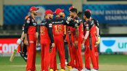 Kolkata Knight Riders vs Royal Challengers Bangalore Betting Odds: Free Bet Odds, Predictions and Favourites in KKR vs RCB Dream11 IPL 2020 Match 39