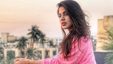 Rhea Chakraborty Files Complaint With CBI Against Neighbour Dimple Thawani for Making False and Misleading Allegations Against Her