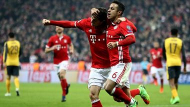 Robert Lewandowski Bids Adieu to Thiago Alcantara as the Spanish Midfielder Makes a Move to Liverpool