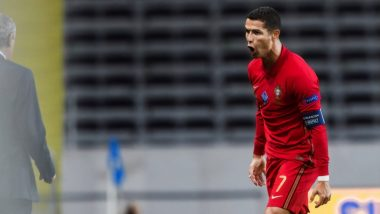 Cristiano Ronaldo Records Made And Broken With 100th International Goal Scored During Portugal Vs Sweden Uefa Nations League 2020 Latestly