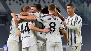 Cristiano Ronaldo Scores Goal For Straight 19th Season During Juventus vs Sampdoria, Serie A 2020-21, Leads Team to 3-0 Win (Watch Goal Highlights)