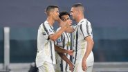 Cristiano Ronaldo Hails Team After Scoring for 19th Season Consecutively, Post up a Post After Juventus vs Sampdoria, Serie A 2020-21