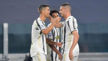Juventus Announces 22-Member Squad for Serie A 2020-21 Match Against Cagliari, Matthijs de Ligt Makes a Comeback After an Injury