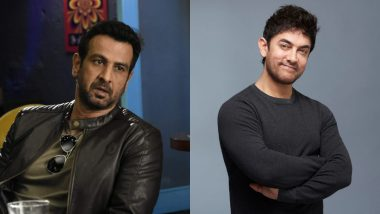 Ronit Roy Worked as Aamir Khan's Bodyguard Before Kasautii Zindagii Kay