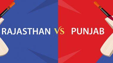 RR vs PBKS Highlights of VIVO IPL 2021: Punjab Kings Beat Rajasthan Royals By 4 Runs