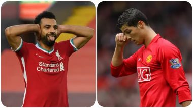 Mohamed Salah vs Cristiano Ronaldo in EPL: Egyptian Footballer's Stats at Liverpool Are Better Than CR7's at Manchester United