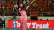 Sanju Samson Slams Joint-Fastest IPL Half-Century Against Chennai Super Kings During RR vs CSK IPL 2020 in Sharjah, Netizens Hail Rajasthan Royals Wicket-Keeper Batsman