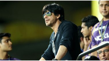 Shah Rukh Khan Wishes MS Dhoni And Rohit Sharma All the Best as IPL 2020 Begins with Chennai Super Kings VS Mumbai Indians