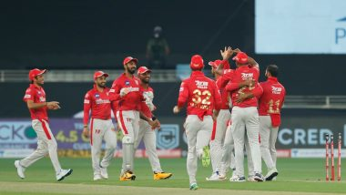 Mohammed Shami Makes Early Inroads During DC vs KXIP Dream11 IPL 2020, Netizens Hail Kings XI Punjab Pacer