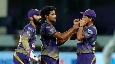 Kamlesh Nagarkoti, Varun Chakravarthy & Shivam Mavi Impress Twitterati As Kolkata Knight Riders Beat Rajasthan Royals in Dream11 IPL 2020